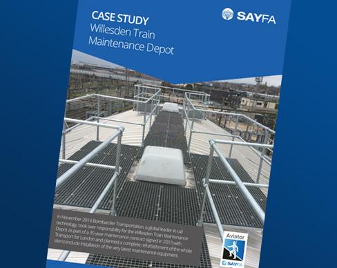 Payload - Sayfaguard Rail