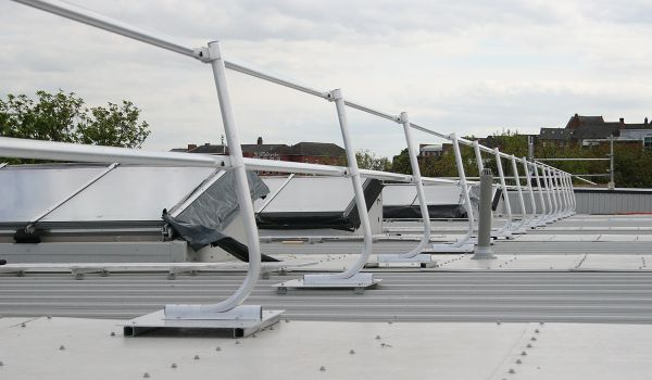 Working Safely On A Roof