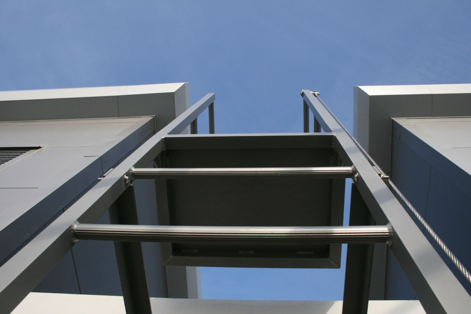 Fixed Access Ladders Permanent Safety Ladders Sayfa Systems